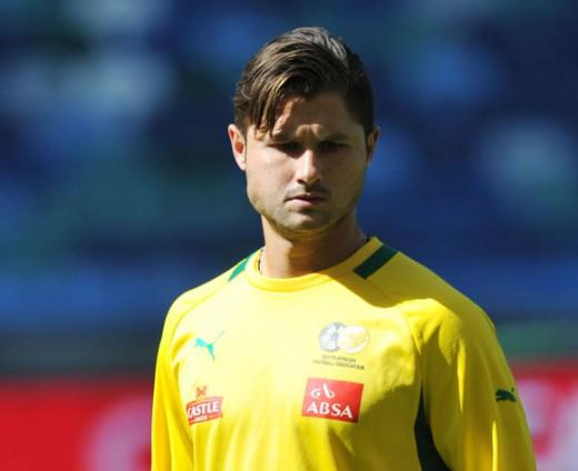 Marc van Heerden. (Foto: AmaZulu FC)