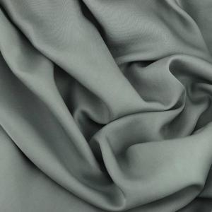 Tissus Tencel Edward Gris © Eyrelles Tissus