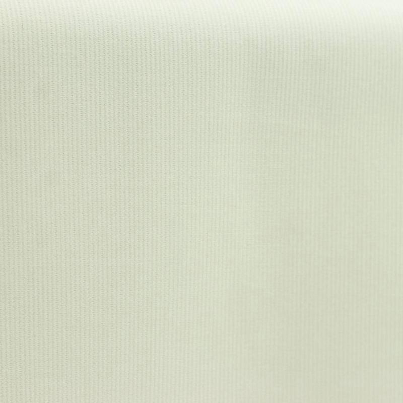 """Tissus Velours Milleraies """"Ambre - Blanc Cassé"""" © Eyrelles Tissus"""
