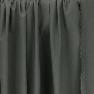 """Tissus Denim """"Chino - Anthracite"""" © Eyrelles Tissus"""