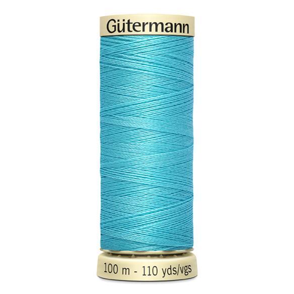 Fils Gütermann 100m couleur Bleu : 28 © Eyrelles Tissus
