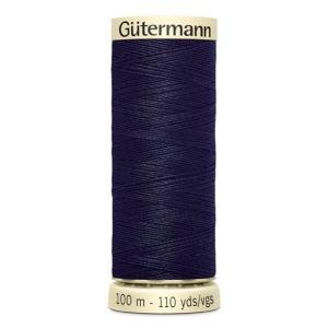 Fils Gütermann 100m couleur Bleu : 339 © Eyrelles Tissus
