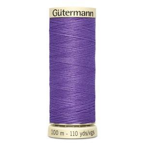 Fils Gütermann 100m couleur Violet : 391 © Eyrelles Tissus