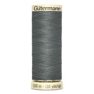 Fils Gütermann 100m couleur Gris : 701© Eyrelles Tissus