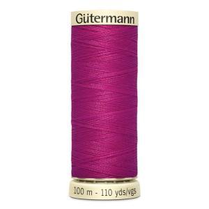 Fils Gütermann 100m couleur Rose : 877 © Eyrelles Tissus
