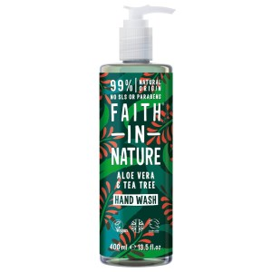 Image Faith in Nature Hand Soap 400ml