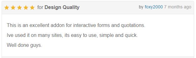 ez Form Calculator - WordPress plugin 4