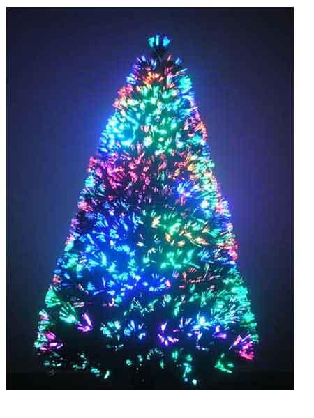 4 ft Fiber Optic Christmas Tree | 4ft fiber optic tree