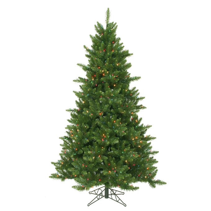 6.5ft Artificial Christmas Tree