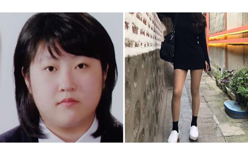 還記得「中國最美女胖子」嗎?五年後現況曝光...「暴風式減肥」成功甩肉!瘦下來變這樣!