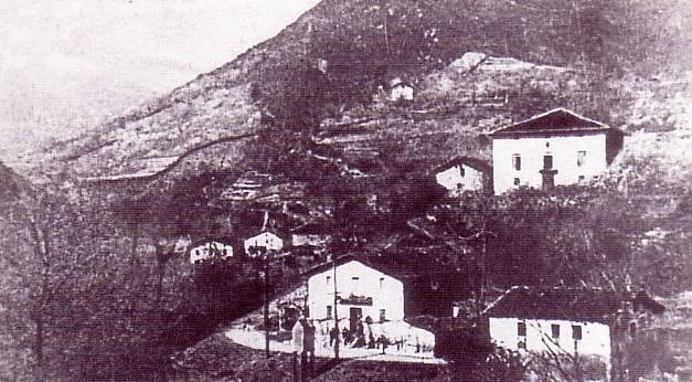 El poblamiento de la anteiglesia en los siglos XIV y XV