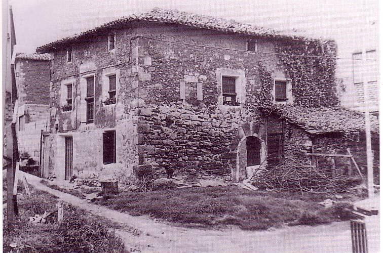 La casa-torre de Beurko