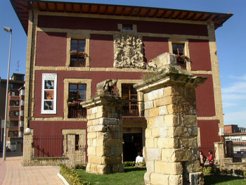 El Palacio de Larrea