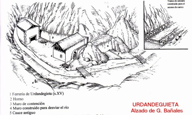 La Ferrería de Urdandeguieta