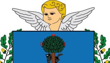 Detalle del escudo de Barakaldo