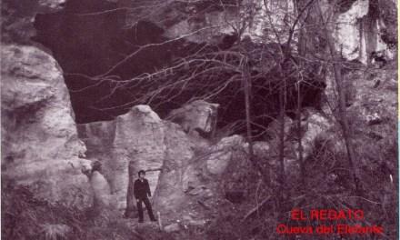 El Diablo de la Cueva de Pozalagua (Leyenda)