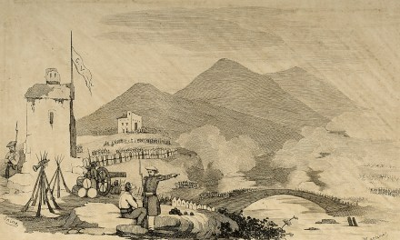 """La """"acción"""" de Castrejana (1836)"""