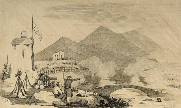 La «acción» de Castrejana (1836)