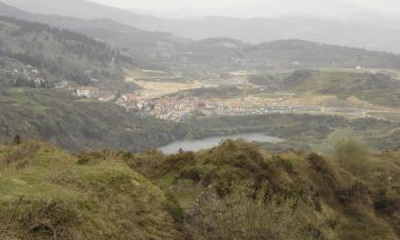 La Arboleda y alrededores: caminos de hierro