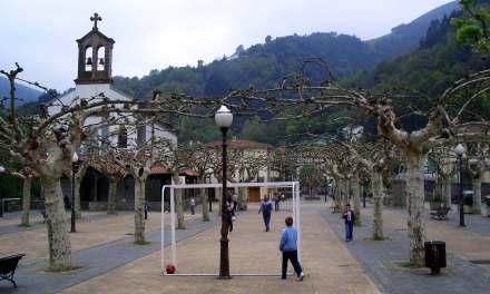 Paseo por El Regato (Barakaldo). El pantano de la memoria