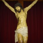 El Cristo del Perdón (Del Colegio Salesiano de Barakaldo)