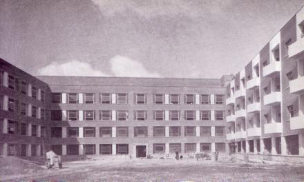 Colegio de San Vicente de Paúl, 1962-1964