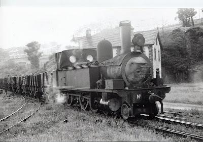 El ferrocarril de Sestao a Galdames (I)