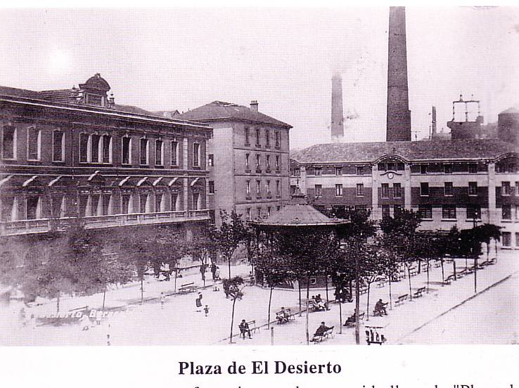 Colegio de San Vicente de Paúl, 18 años en un piso de alquiler (1944-1962)