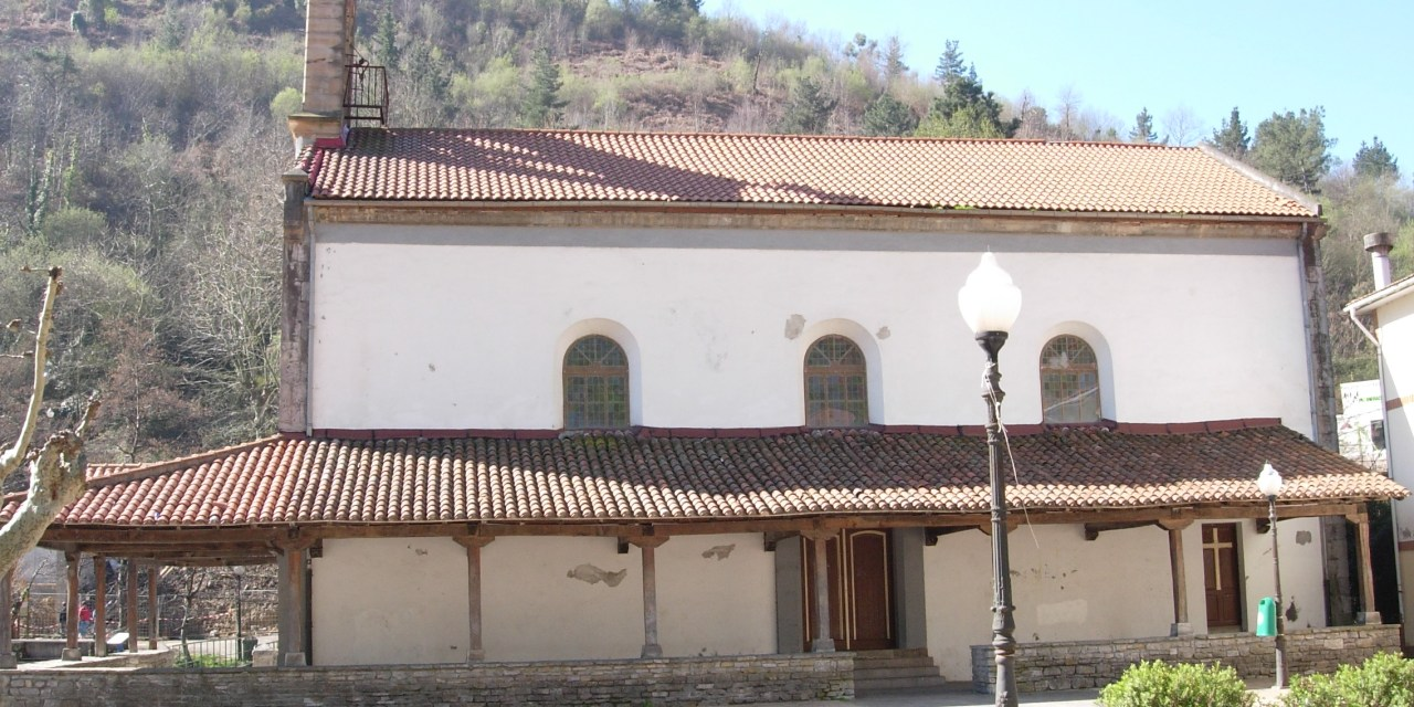 Toponimia Barakaldesa: San Nikolás, San Roke, San Vicente
