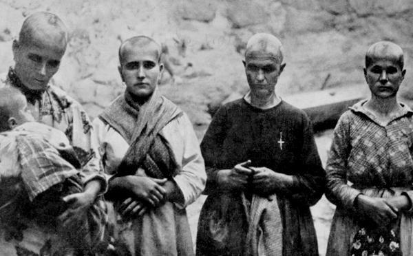 """MUJERES y MEMORIA DE LA REPRESIí""""N FRANQUISTA EN LA MARGEN IZQUIERDA (y VI)"""
