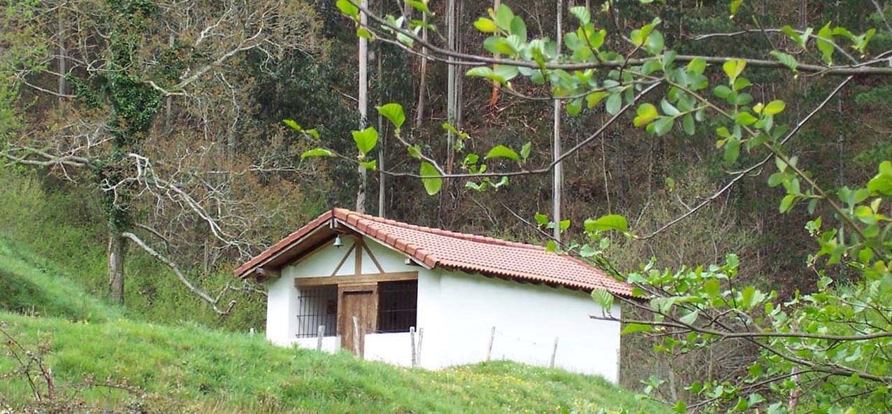 La ermita de San Bernabé (Castaños)