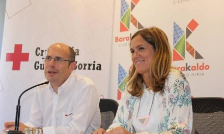 Cruz Roja vuelve a Barakaldo 17 años después