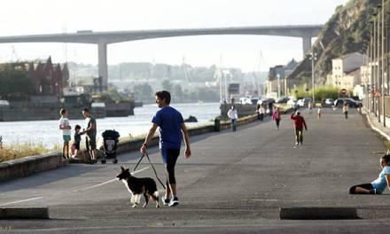 Bilbao completará un paseo ribereño de 9 kilómetros de Erandio a Etxebarri