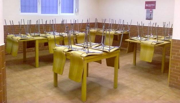 Se dispara un 23% el número de personas atendidas en el comedor social de Cáritas