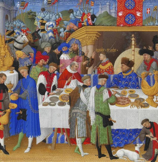 García de Salazar y la dieta feudal