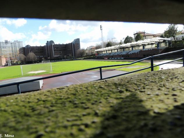 Último paso en la mejora de la Ciudad Deportiva de San Vicente
