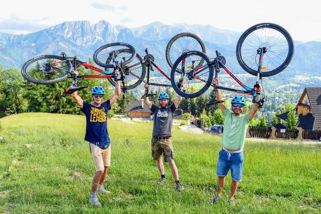 Butorowy Bike Rental