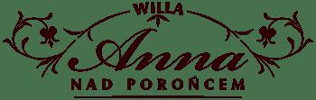 Poronin Willa Anna Nad Porońcem - logo