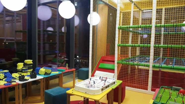 Sala zabaw Mini Club - Zakopane
