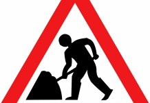 Utrudnienia w ruchu drogowym