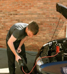 Frequent Jump start your car battery will damage your car other system