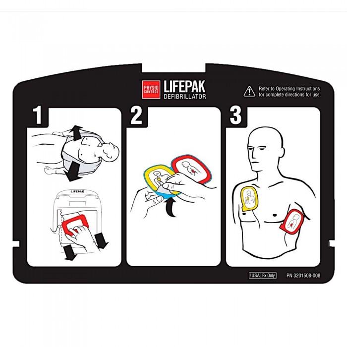 Physio-Control LIFEPAK CR® Plus/EXPRESS AED Quick
