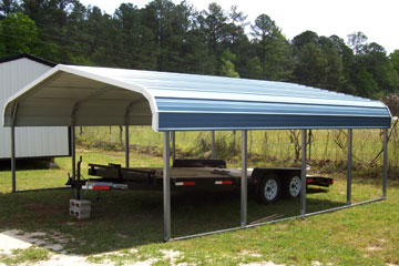 Metal And Steel Carport Kits Free Install Delivery Ezcarports