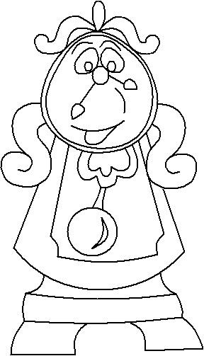 Cogsworth EZcarving