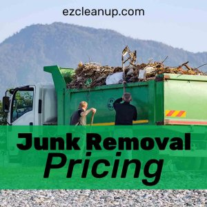 junk removal prices