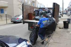remove junk crew Philadelphia PA - E-Z CleanUp