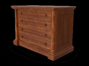 An old dresser