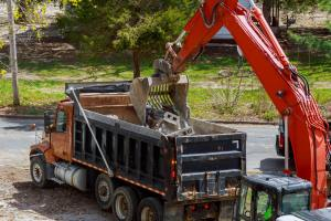 where to dump construction waste