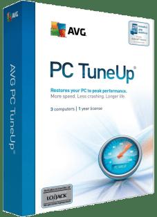 AVG PC TuneUp Crack - EZcrack.info