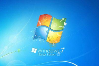 Windows 7 Starter ISO - EZcrack.info